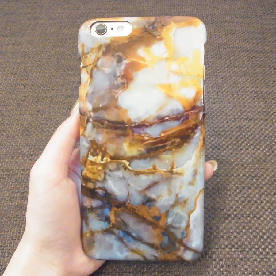 スマホケース 大理石風 マーブルデザイン iphoneケース 2