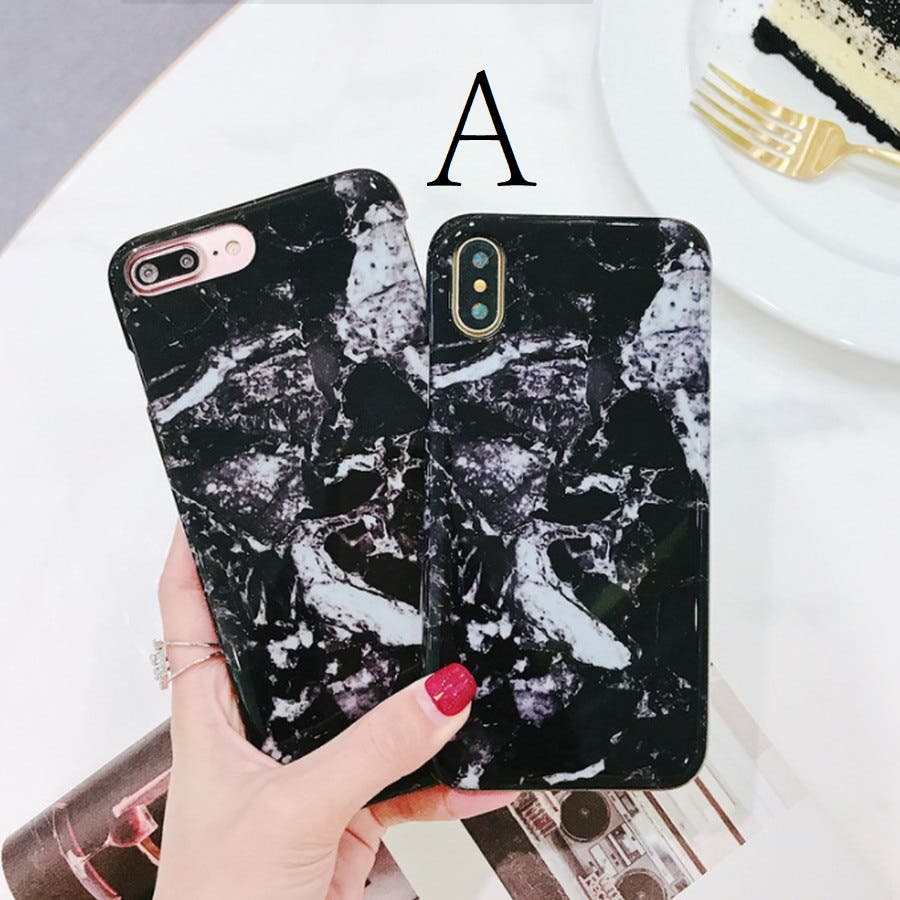 スマホケース 大理石風 マーブルデザイン iphoneケース 5