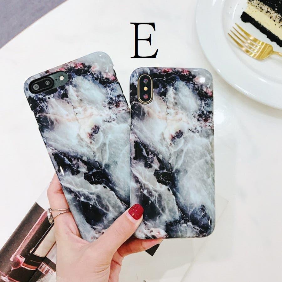 スマホケース 大理石風 マーブルデザイン iphoneケース 9