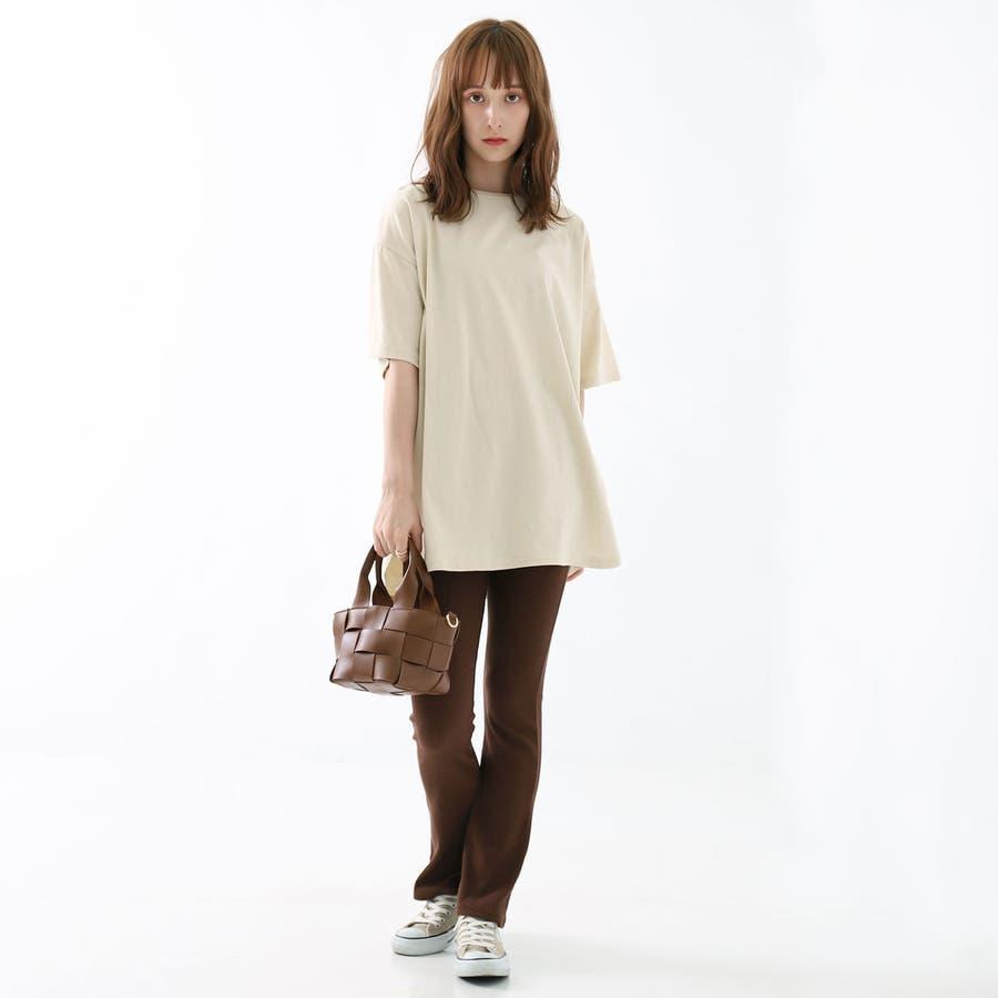 バックプリントTシャツ / Alluge / 663-8462 3