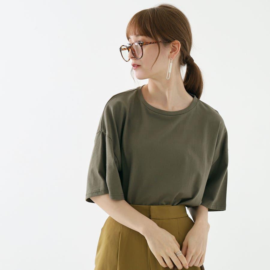 バックプリントTシャツ / Alluge / 663-8462 6