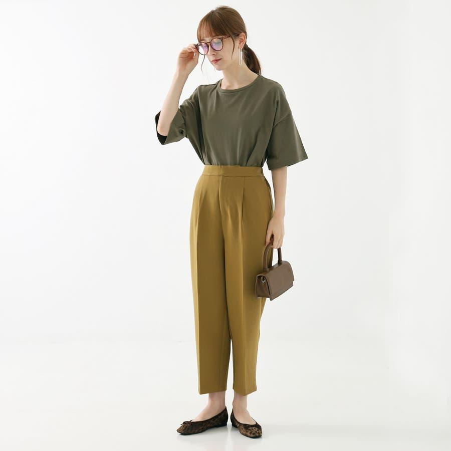 バックプリントTシャツ / Alluge / 663-8462 7