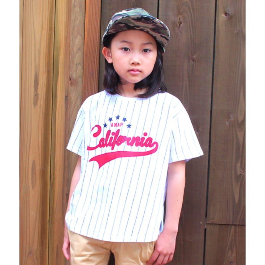 ベースボールロゴBIG-Tシャツ 1