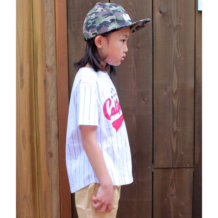 ベースボールロゴBIG-Tシャツ 5
