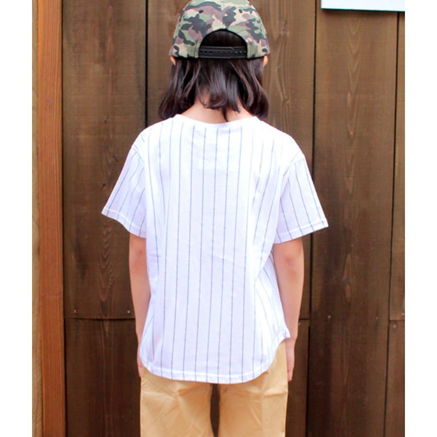 ベースボールロゴBIG-Tシャツ 6