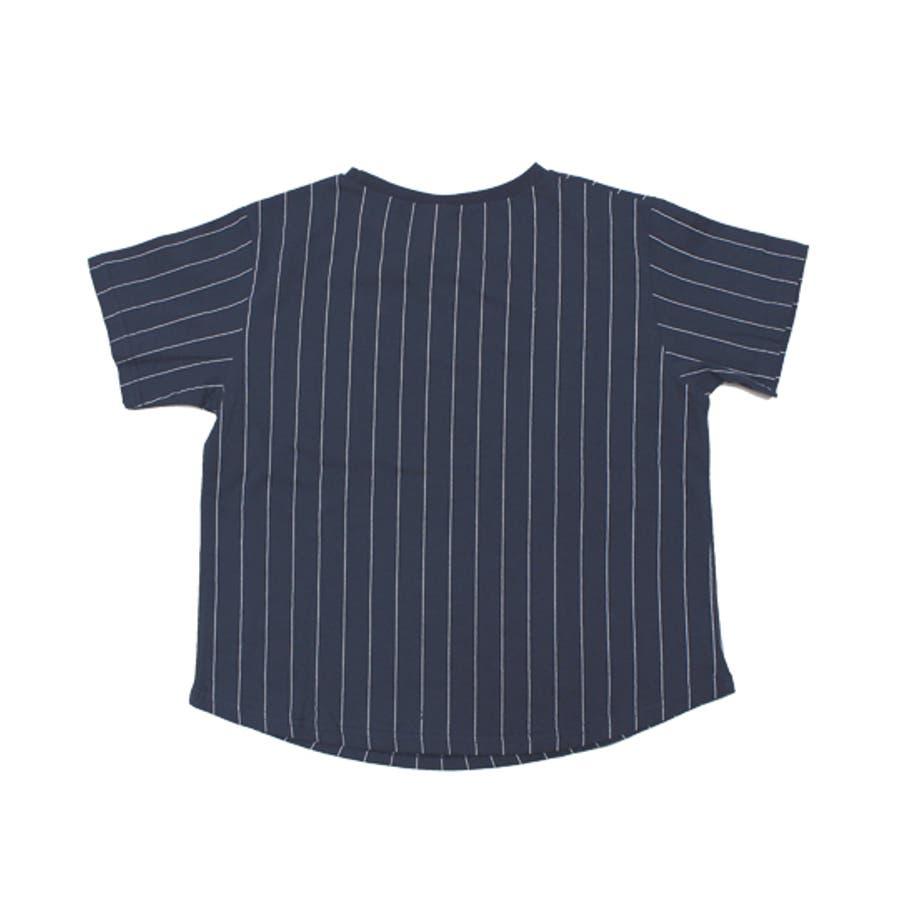 ベースボールロゴBIG-Tシャツ 7