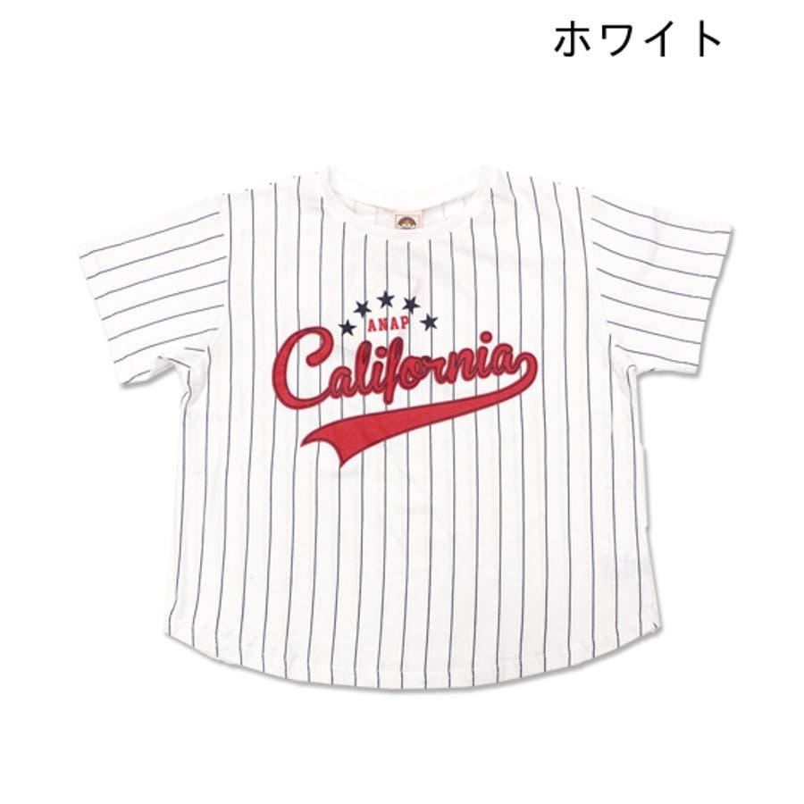 ベースボールロゴBIG-Tシャツ 3