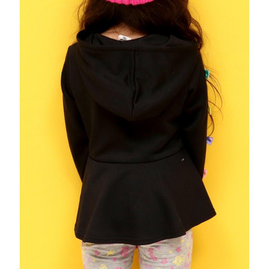 袖リボン付フレアパーカー / ANAP KIDS / 425-1676 10