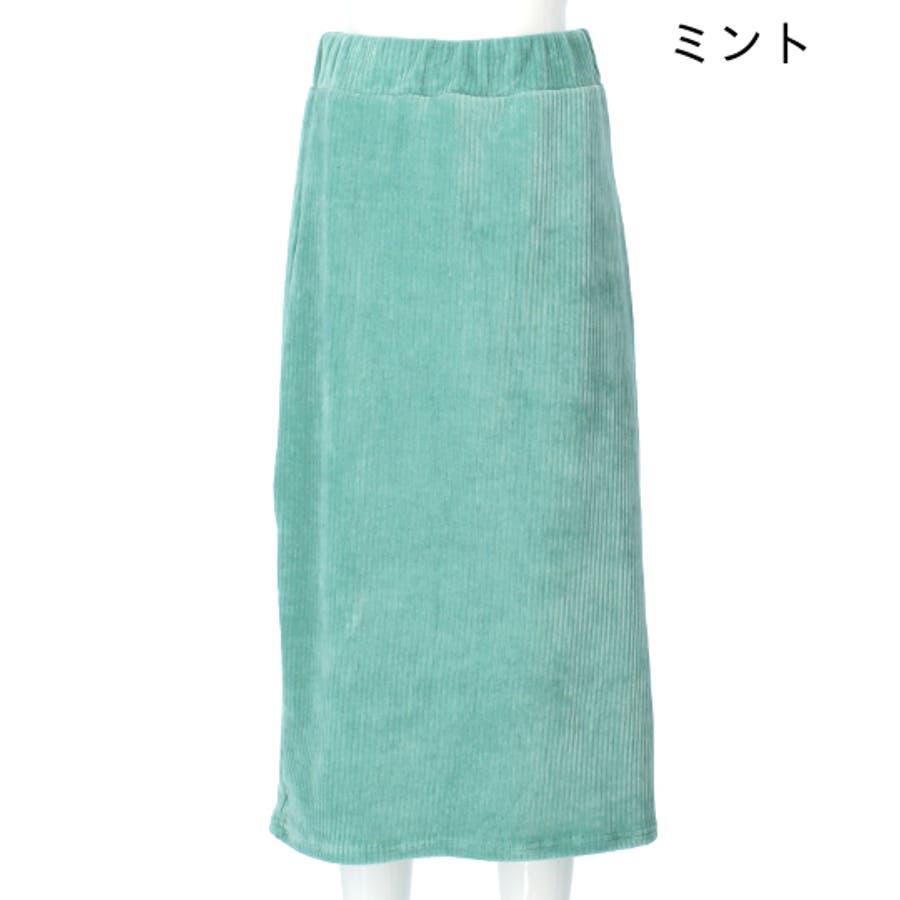 ストレッチコールテンタイトスカート anap mimpi 3