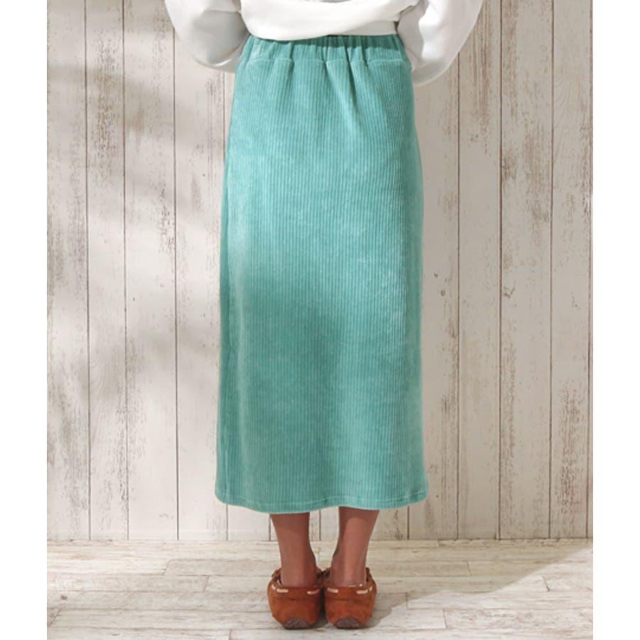ストレッチコールテンタイトスカート anap mimpi 7