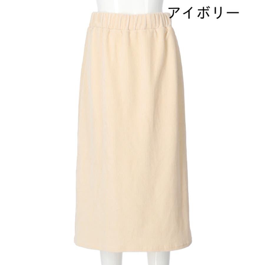 ストレッチコールテンタイトスカート anap mimpi 2
