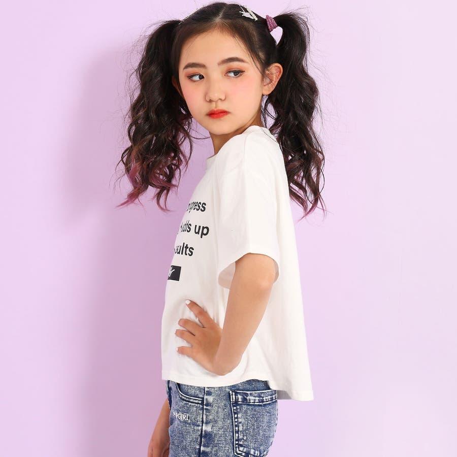 メッセージTシャツ / ANAP GiRL / 913-6378 10