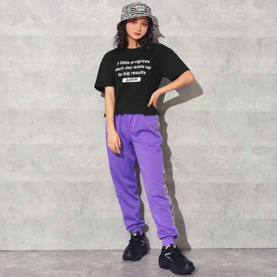 メッセージTシャツ / ANAP GiRL / 913-6378 7