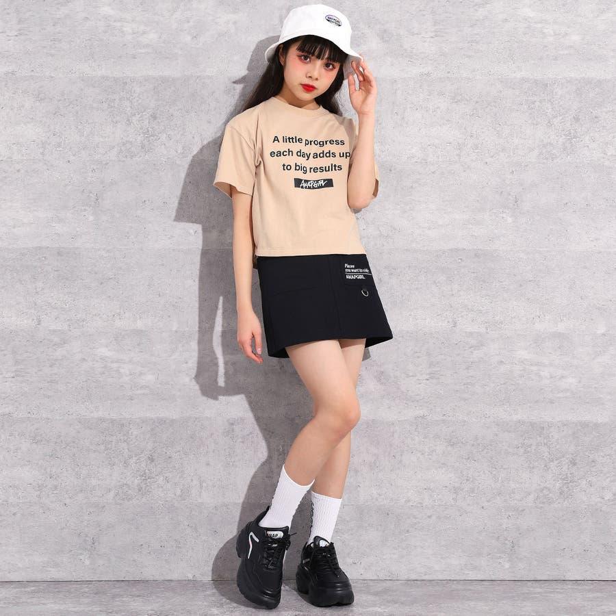 メッセージTシャツ / ANAP GiRL / 913-6378 8