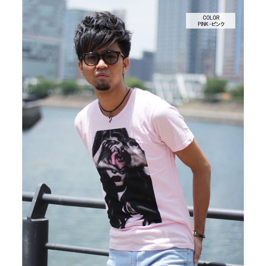 I LOVE ガールズフォトTシャツ 3