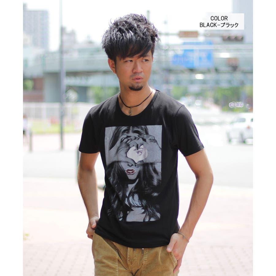 I LOVE ガールズフォトTシャツ 4