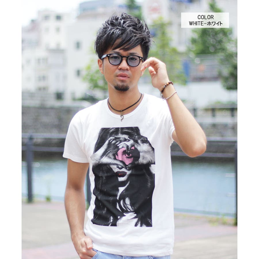 I LOVE ガールズフォトTシャツ 5