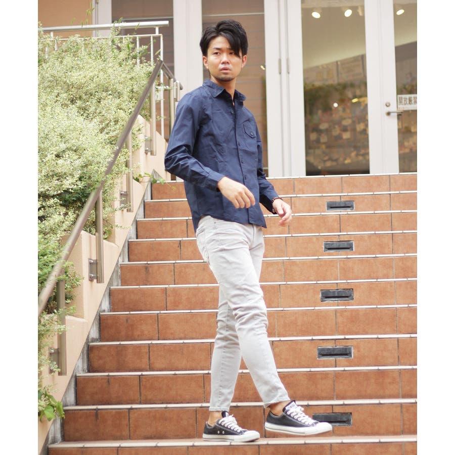 ワイヤー入り長袖シャツ 6
