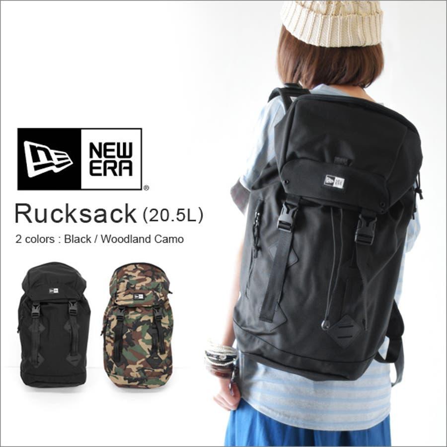 【NewEra/ニューエラ】リュックサック(20.5L)(レディース 鞄 リュック デイパック