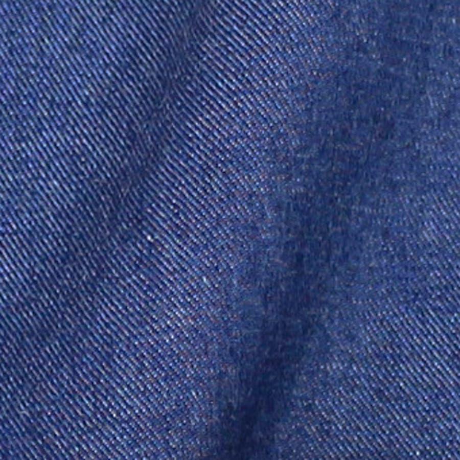 「4サイズ」S/M/L/XL ロンパース オーバーオール デニムスカート デニム 7