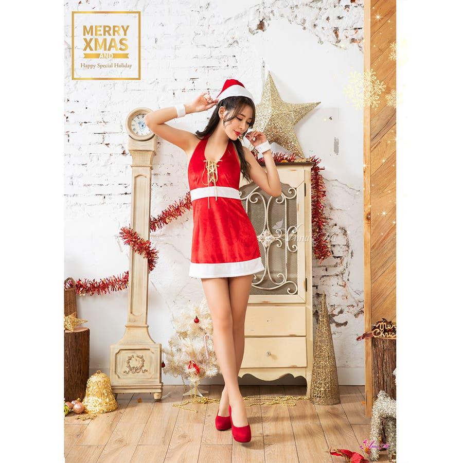 サンタ コスプレ クリスマス 2