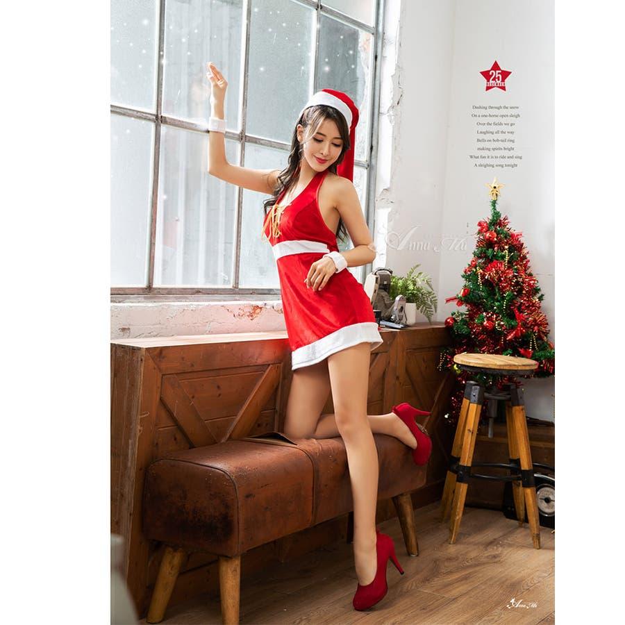 サンタ コスプレ クリスマス 8