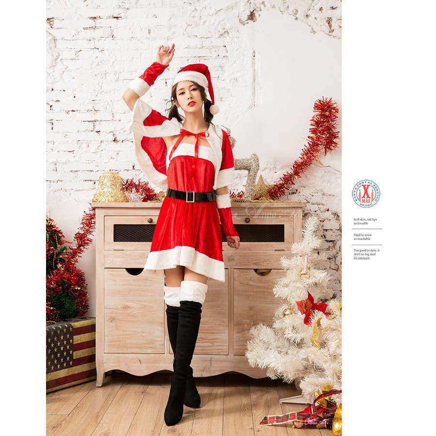 サンタ コスプレ クリスマス 3