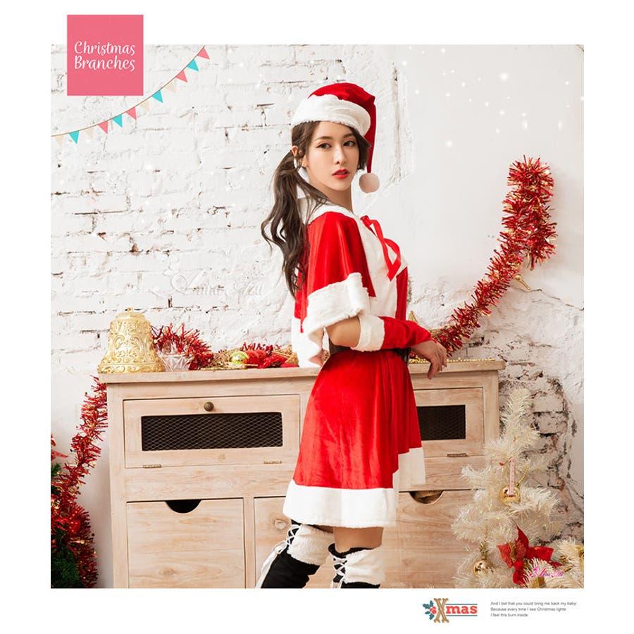 サンタ コスプレ クリスマス 4