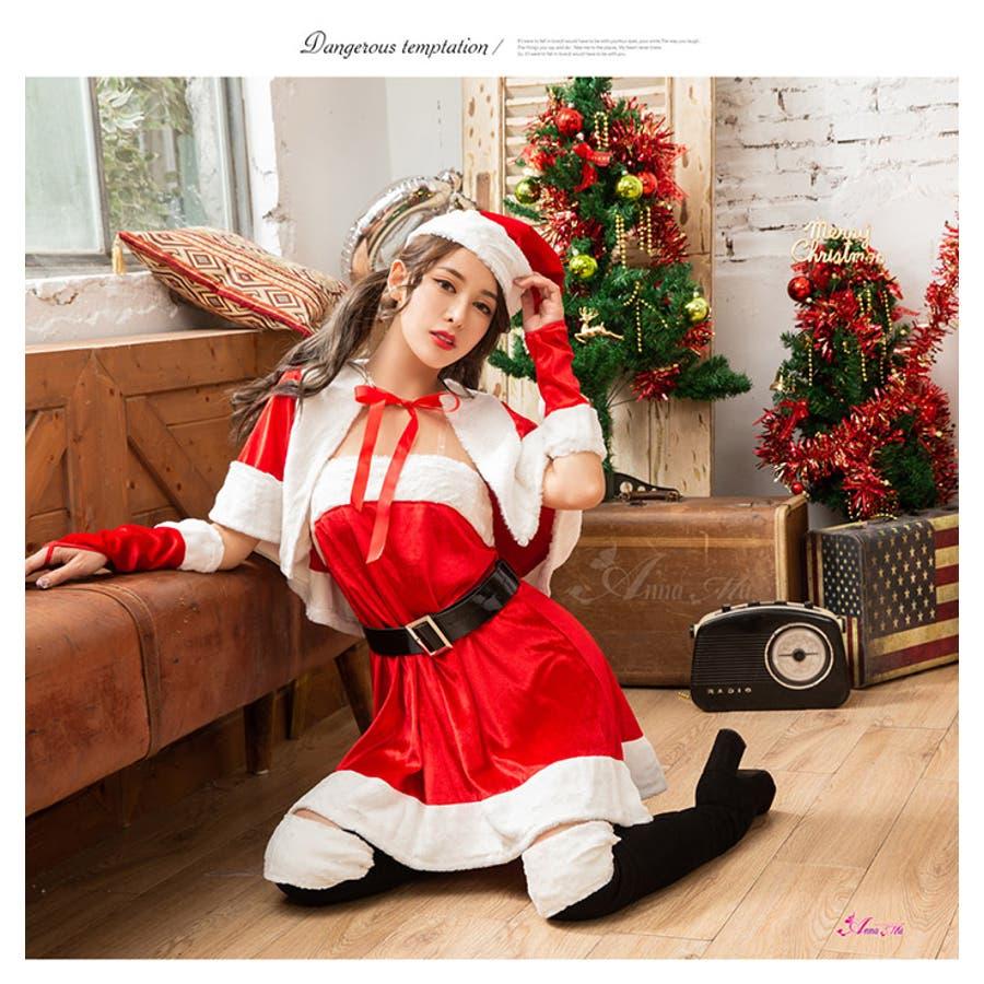 サンタ コスプレ クリスマス 6