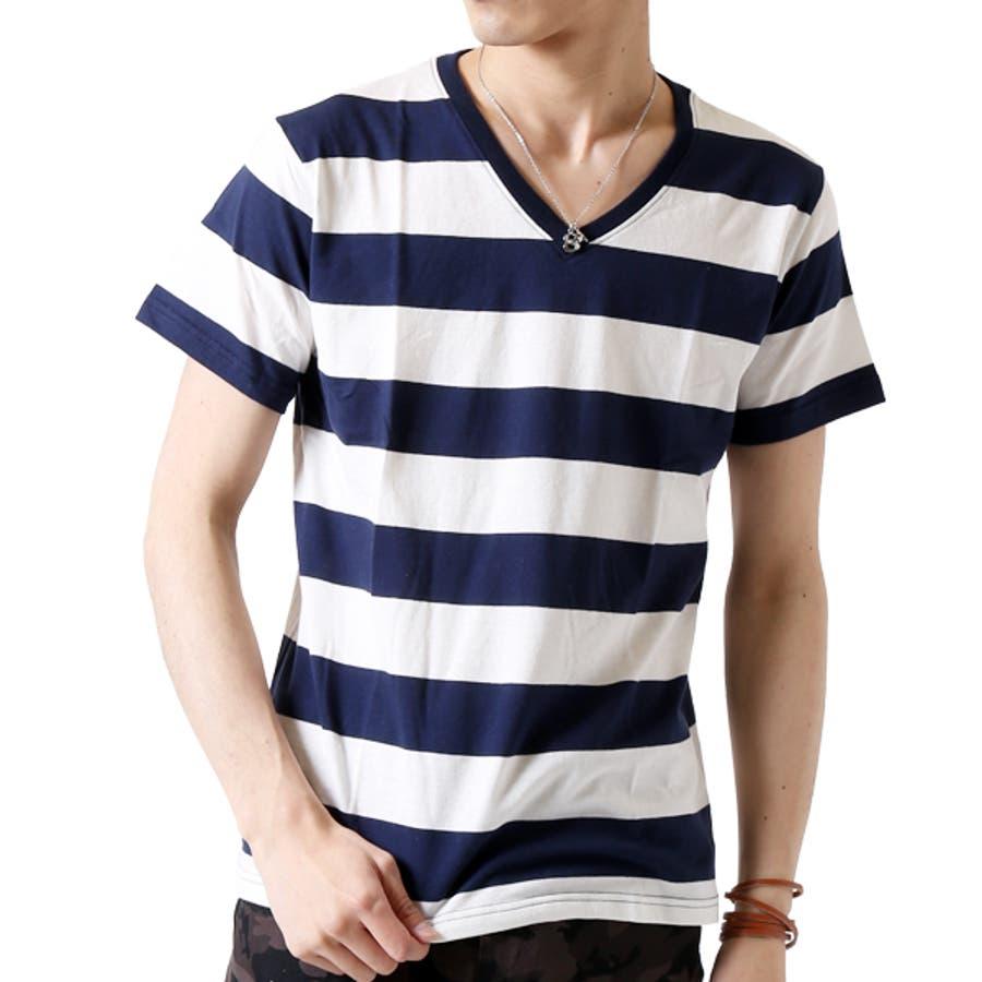 ボーダー Tシャツ メンズ 16