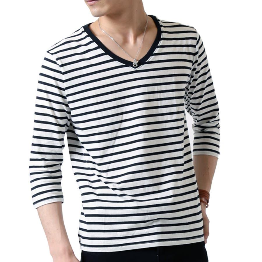 ボーダー Tシャツ メンズ 20