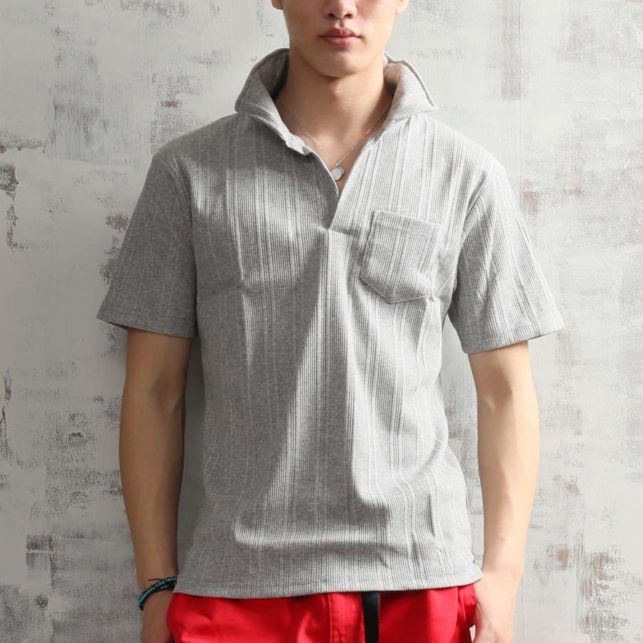 ポロシャツ メンズ 選べる2タイプ 23