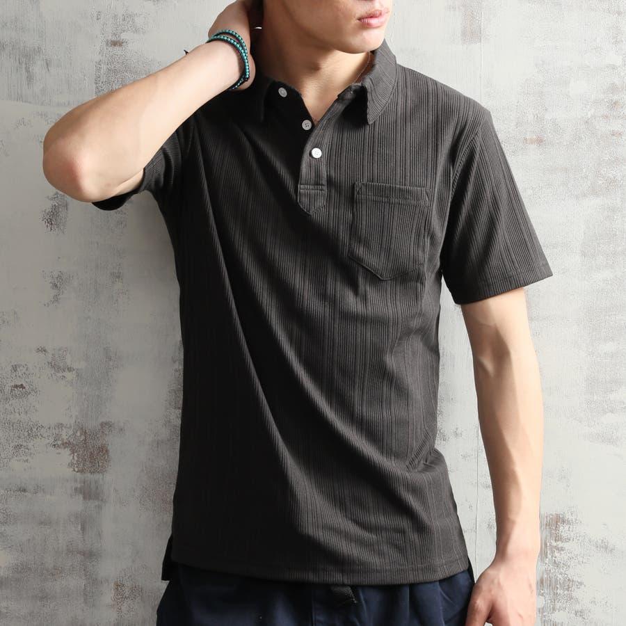 ポロシャツ メンズ 選べる2タイプ 21