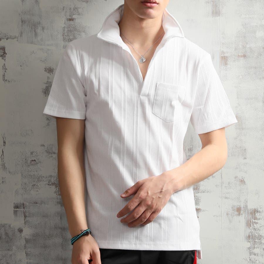 ポロシャツ メンズ 選べる2タイプ 16