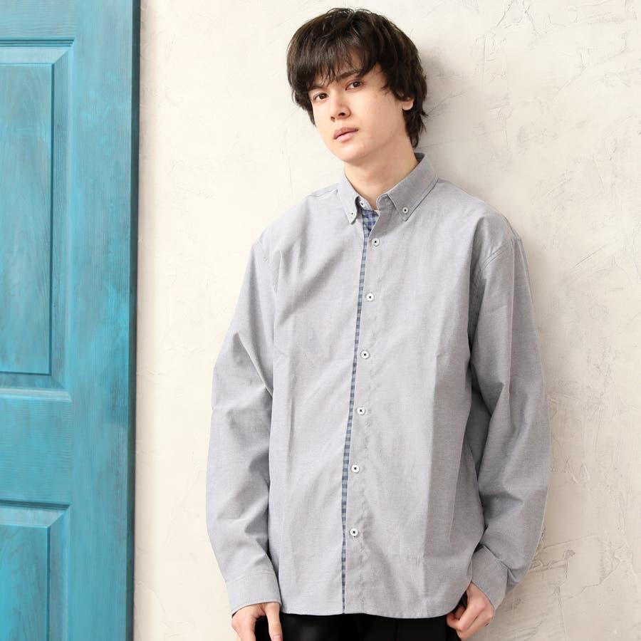 カジュアルシャツ ボタンダウンシャツ メンズ 26