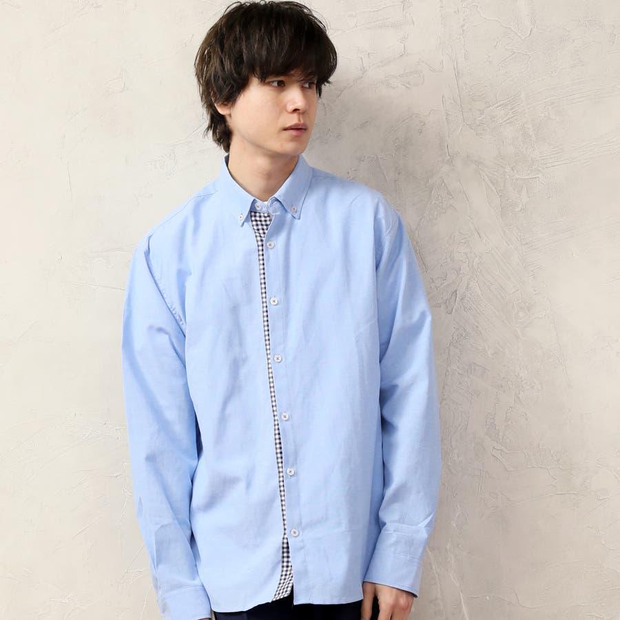 カジュアルシャツ ボタンダウンシャツ メンズ 66