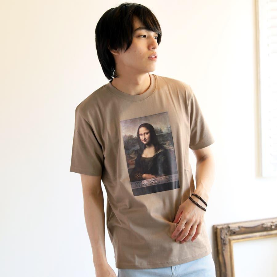 プリントTシャツ メンズ 半袖 41