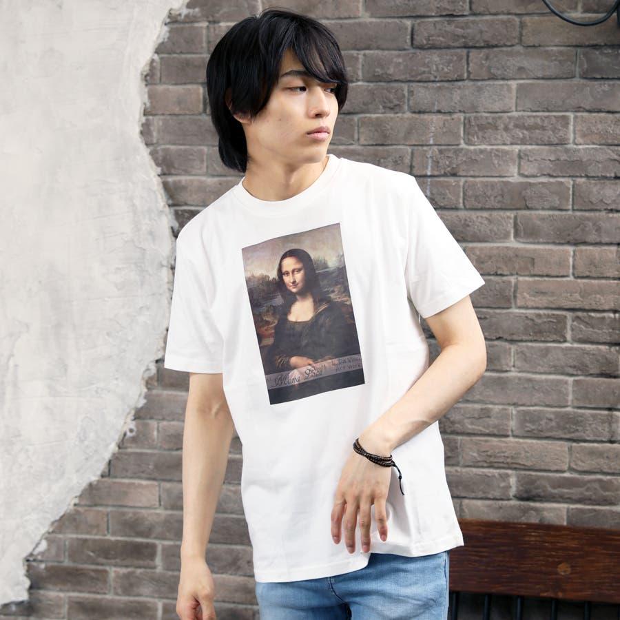 プリントTシャツ メンズ 半袖 16
