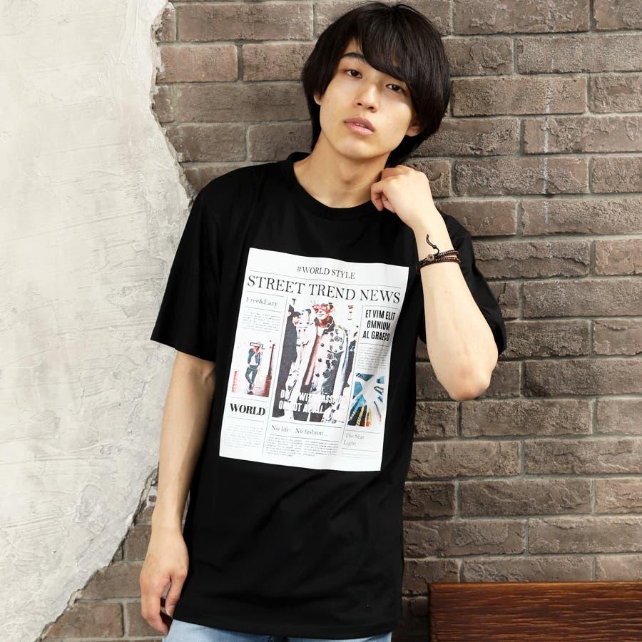 Tシャツ メンズ 半袖 21