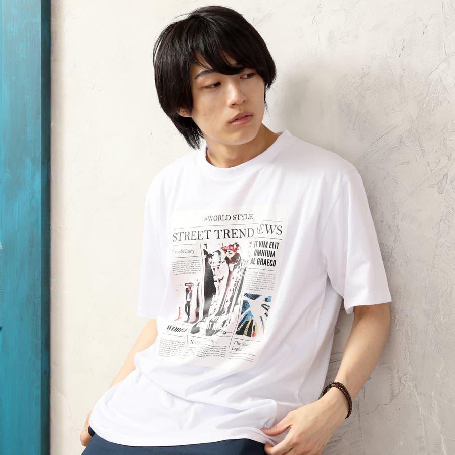 Tシャツ メンズ 半袖 16