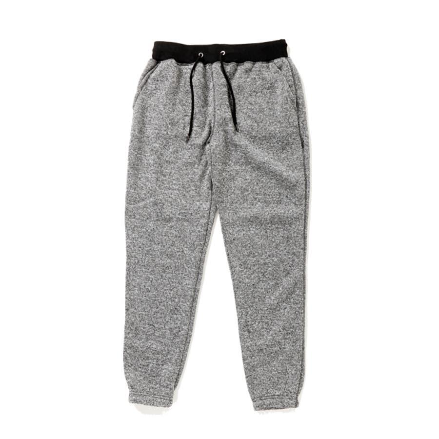 ジョガーパンツ メンズ 暖か 4