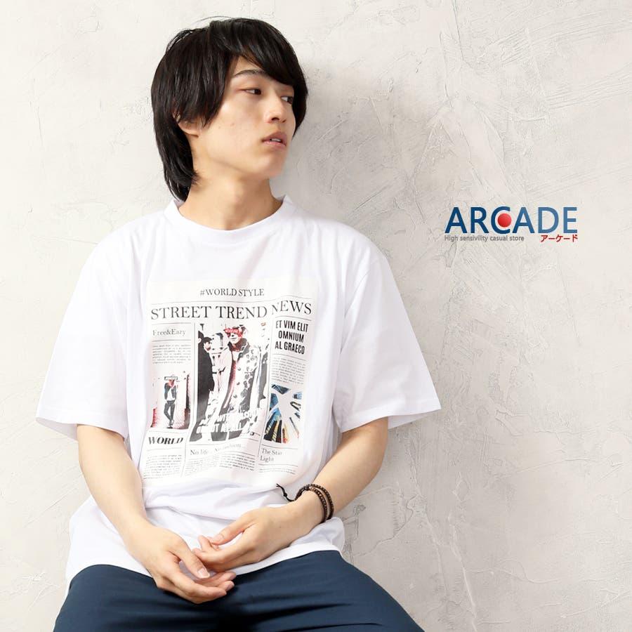 Tシャツ メンズ 半袖 1