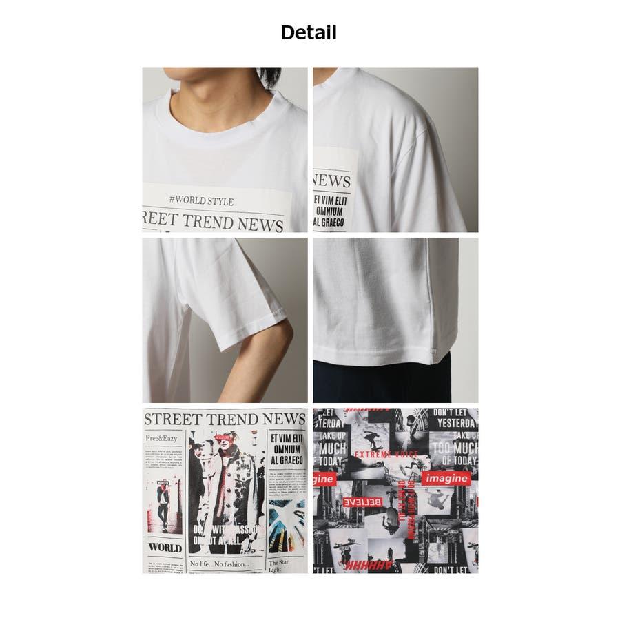 Tシャツ メンズ 半袖 5