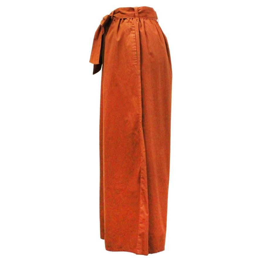 ギャザーワイドパンツ ストレスフリーに体型カバー レディースファッション通販 イージーワイドパンツ M L LL 3L 4L ギャザーフレアパンツ パンツ ワイド フレア ギャザー 体型カバー ウエストゴム 大きいサイズ 大きめ 8