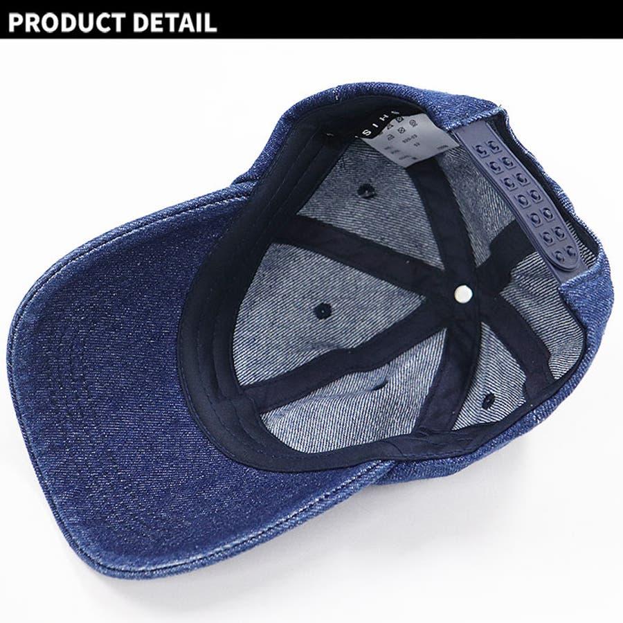 メンズ キャップ ツイルキャップ デニムキャップ 帽子 綿100% プリント mens CAP アメカジ カジュアルFサイズフリーサイズ サイズ調整可能 紳士 春夏新作「820-47」【MG10】 8
