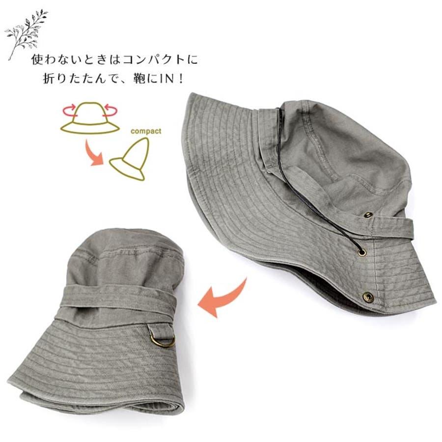 サファリハット 帽子 リボン 4