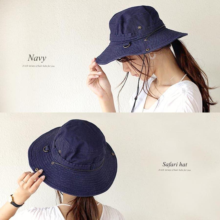 サファリハット 帽子 リボン 10
