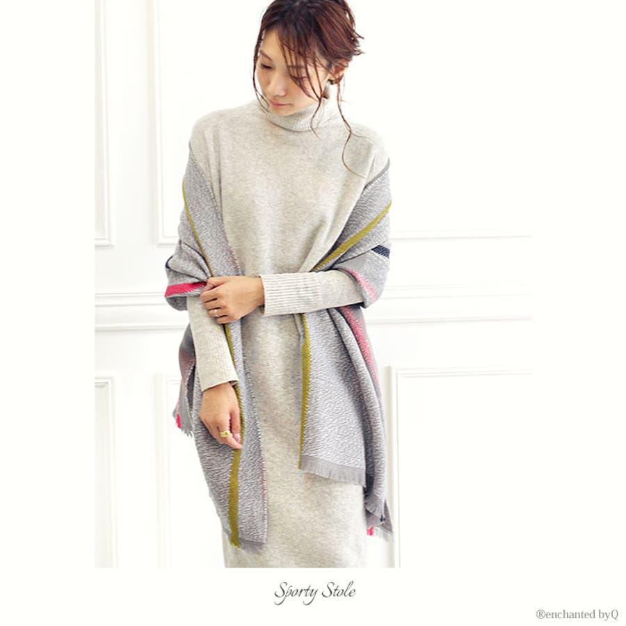 スポーティー ストール stole ストール レディース ファッション神戸 KOBE こうべ 9