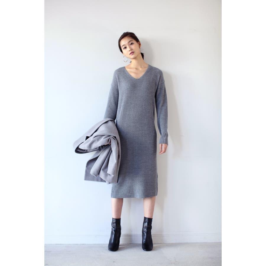 【驚きの値段で】AZUL by moussy/ワンピース・ドレス/ワンピース