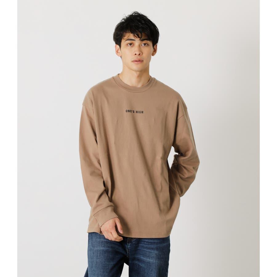 ONE'S HIGH LONG TEE/ワンズハイロングTシャツ 41